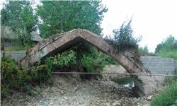 تخریب «مورغانه پورد» پلی با استثنای بنا در قرون متمادی کوچصفهان