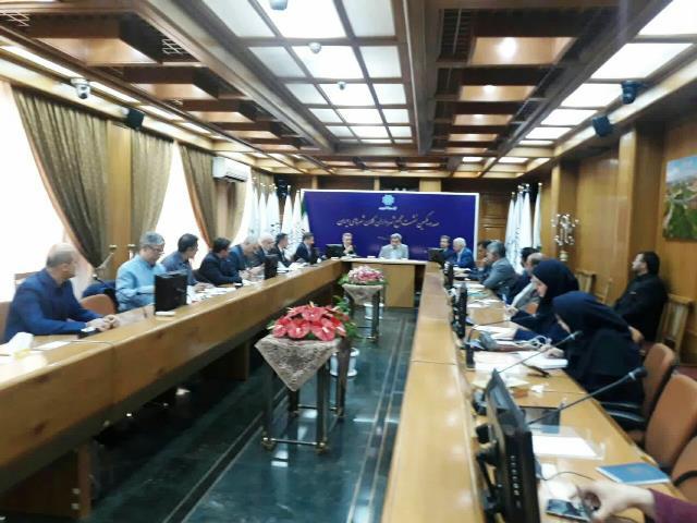حضور علی بهارمست سرپرست شهرداری رشت در یکصد و یکمین نشست مجمع شهرداران کلانشهرهای ایران