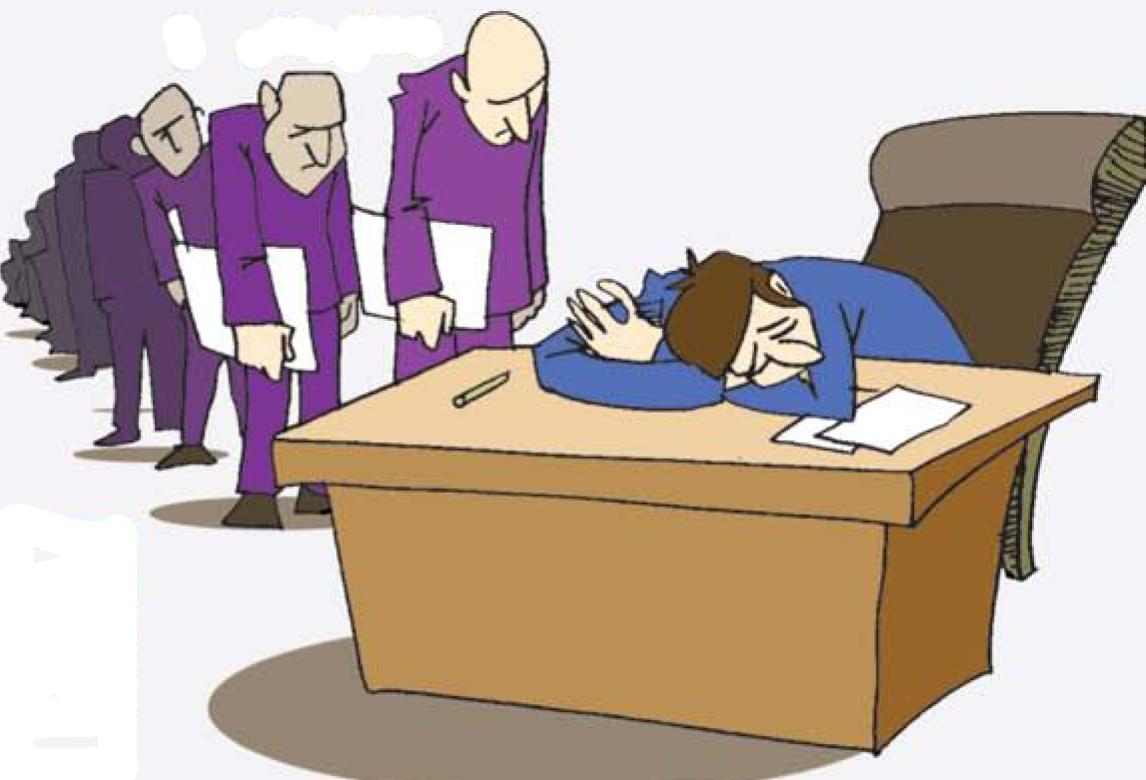 معضل «کارمندان بیکار» در برخی سازمانهای دولتی با حقوق ۸ میلیونی