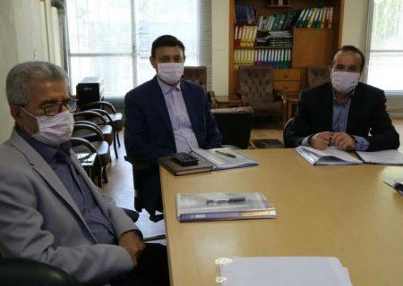 گزارش تصویری جلسه مجمع عمومی شرکت عمران و مسکن سازان با حضور دکتر حاج محمدی شهردار رشت
