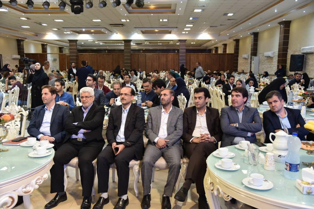 برگزاری مراسم تقدیر از اصحاب رسانه توسط شهرداری رشت