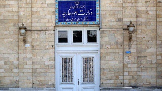 درخواست ایران درباره حوادث اخیر در دریای عمان