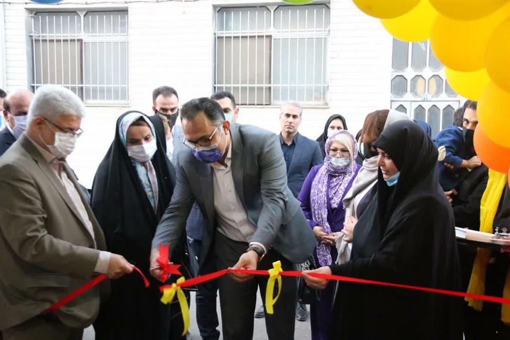 حضور رئیس مجامع امور بین الملل وزارت کشور و مدیر پروژه شهرهای دوستدار کودک کشور؛ اولین مرکز کودکان اوتیسم در شمال کشور افتتاح شد