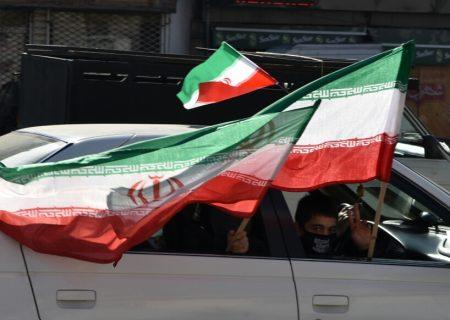گزارش تصویری مراسم ۲۲ بهمن در رشت
