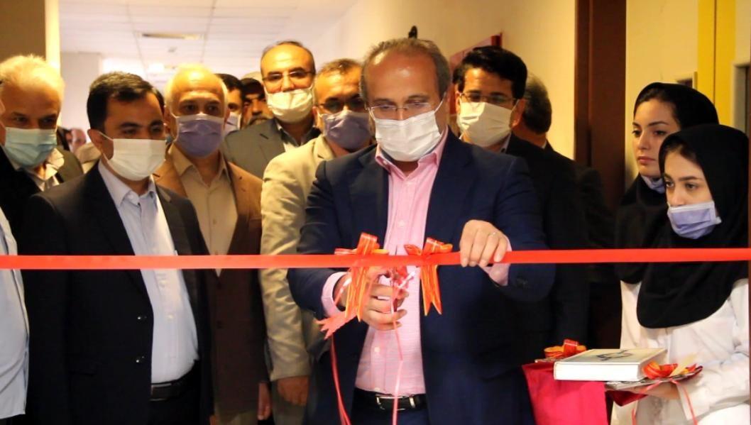آستارا در مسیر توریسم سلامت؛  CT اسکن بیمارستان شهید بهشتی آستارا افتتاح شد