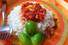 خورش گوجه ( پامادور قاتق)