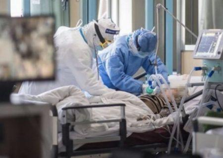 بستری شدن ۱۵۴ بیمار جدید کرونایی طی شبانهروز گذشته /وخامت حال ۱۲۱ بیمار